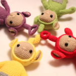 Teletubbies Free Crochet Patterns Amigurumi