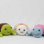 Turtle Free Amigurumi Crochet Patterns Cute