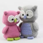 Free Crochet Owl Amigurumi Pattern Cute Animal