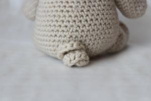 Baby Pug Dog amigurumi pattern | Baby pugs, Baby pug dog, Pug dog | 200x300