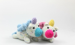 20 Most Amazing Unicorn Amigurumi Patterns | Crochet Arcade | 181x300