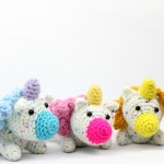 Free amigurumi crochet patterns unicorn cute