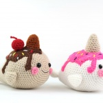 Free amigurumi patterns narwhal croche