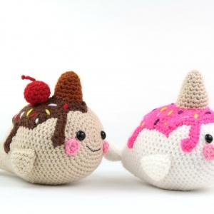 Free amigurumi patterns narwhal croche