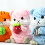 Free amigurumi patterns hamster crochet