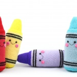 Crayon free amigurumi patterns