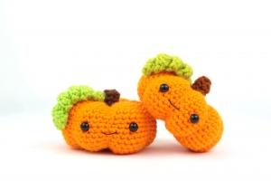 Halloween Crochet Pumpkin Amigurumi - Top Pick For 2017 | 200x300