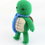 Free amigurumi patterns turtle cute