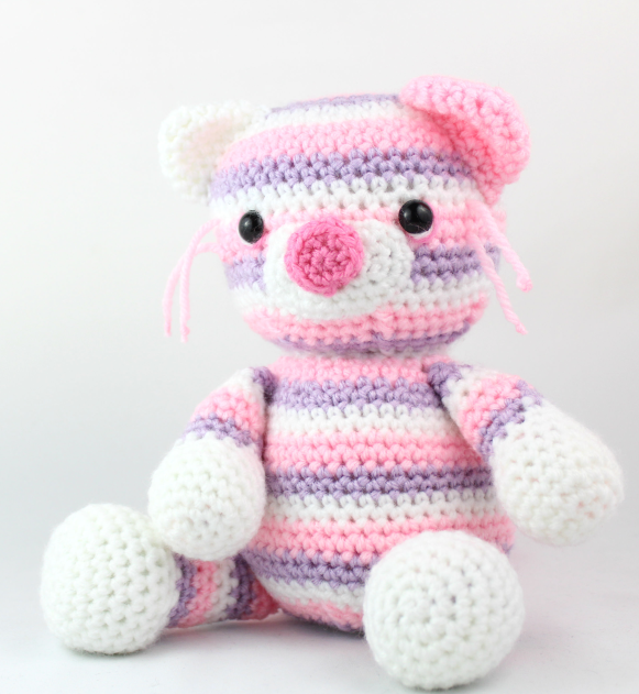 free amigurumi patterns cat crochet