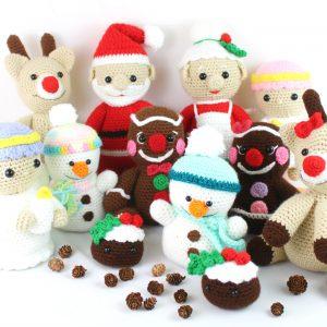 free amigurumi patterns Christmas
