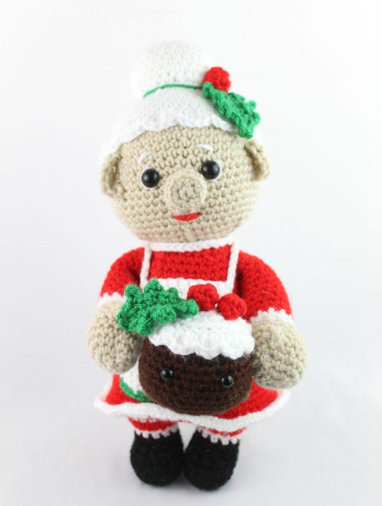 PAPA NOEL AMIGURUMI NAVIDAD PERSONALIZABLE ( Bebé, crochet ...   1024x772