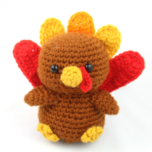free turkey amigurumi pattern thanksgiving crochet
