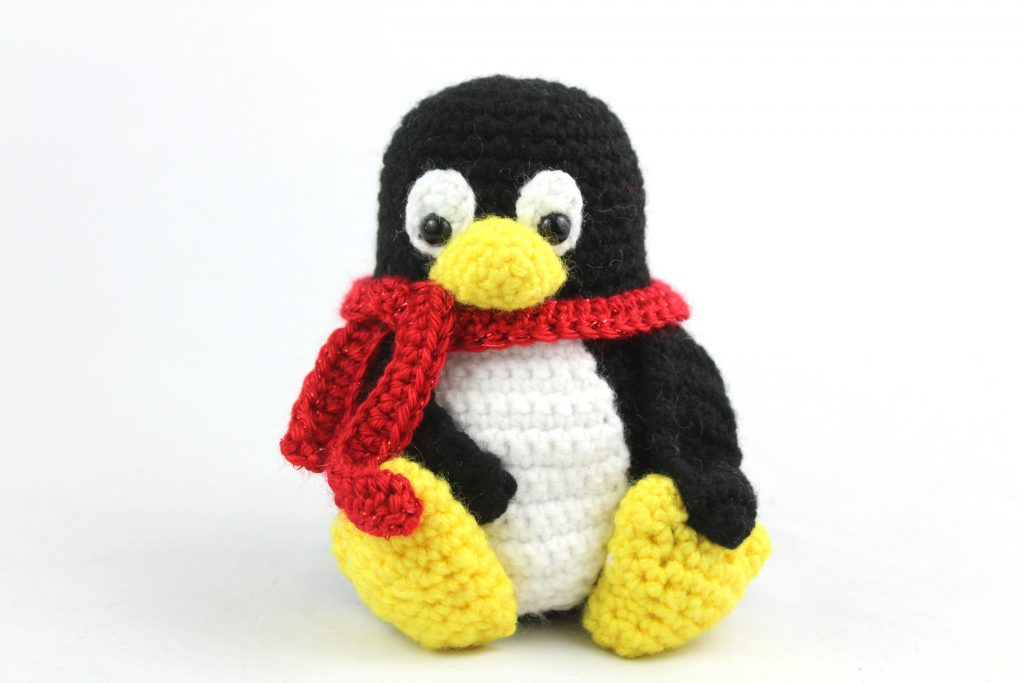 Crochet Baby Penguin Amigurumi Free Pattern - Crochet Penguin | 683x1024