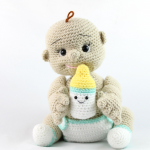 free amigurumi patterns baby cute doll