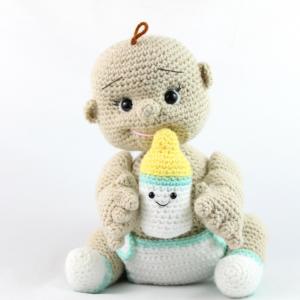 free amigurumi patterns baby cute doll