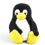 free amigurumi penguin pdf crochet pattern