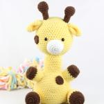 free amigurumi patterns giraffe
