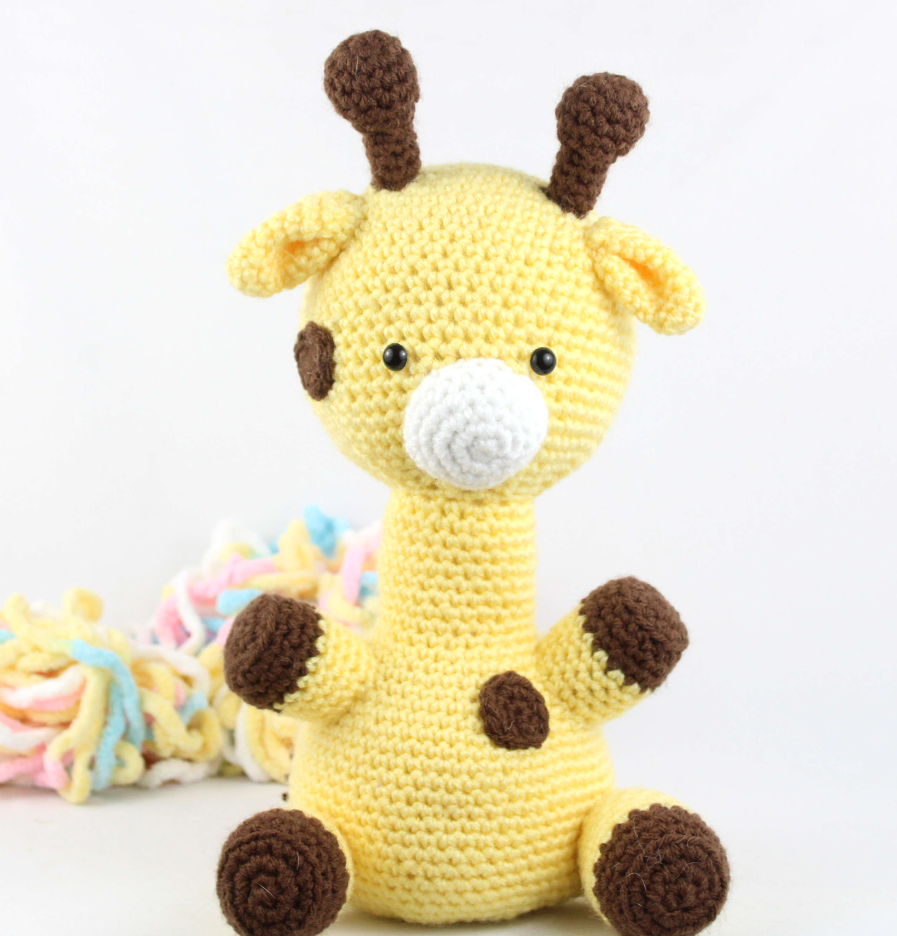 free amigurumi patterns giraffe