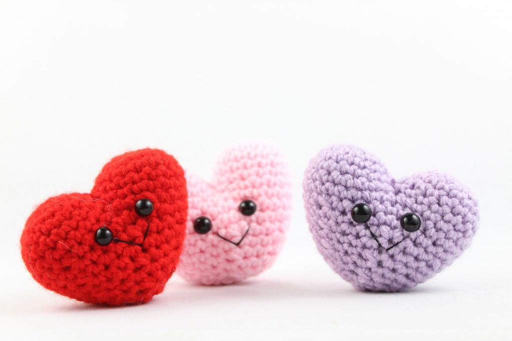 Amigurumi heart Archives • Spin a Yarn Crochet | 683x1024