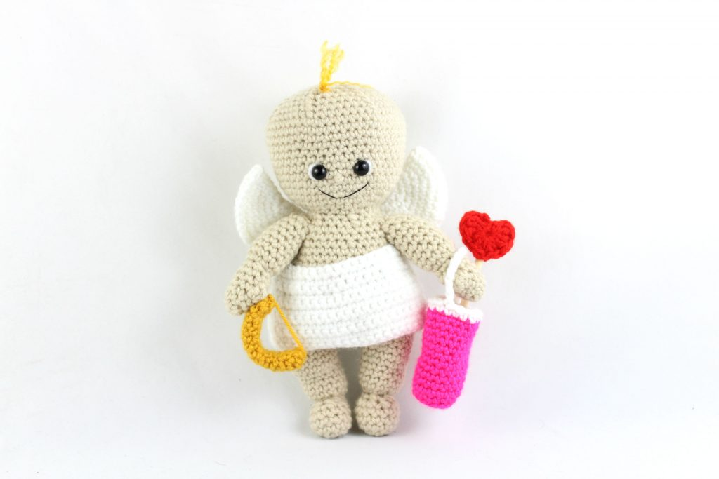 Amigurumi Doll Teddy Bear Security Blanket Crochet Pattern Knitted ... | 683x1024