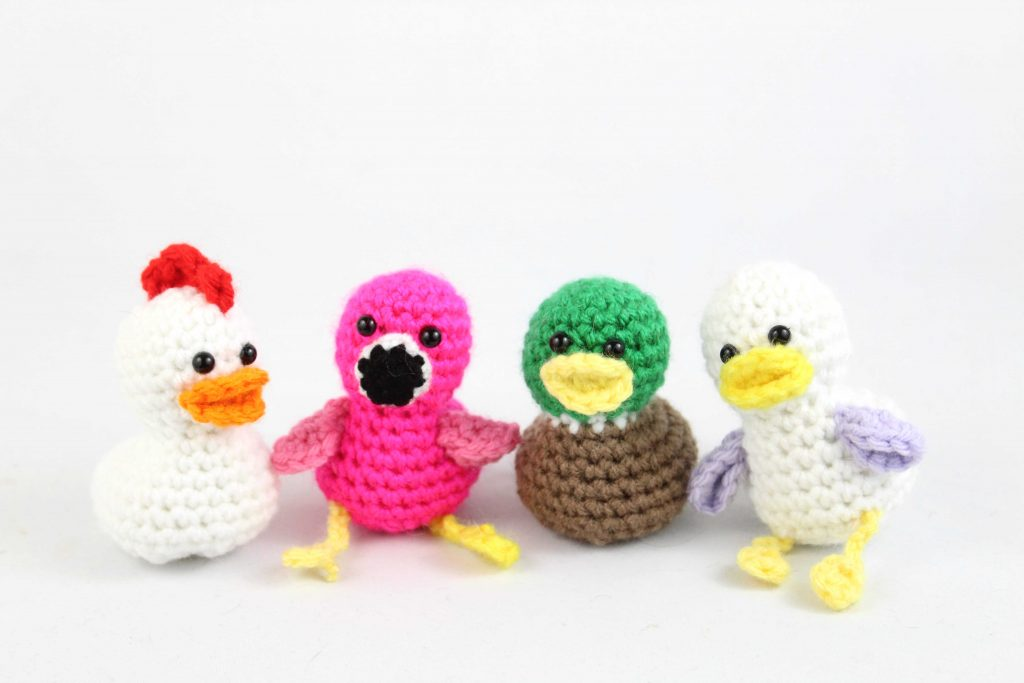 Crochet Bird Amigurumi Free Patterns | Crochet bird patterns ... | 683x1024