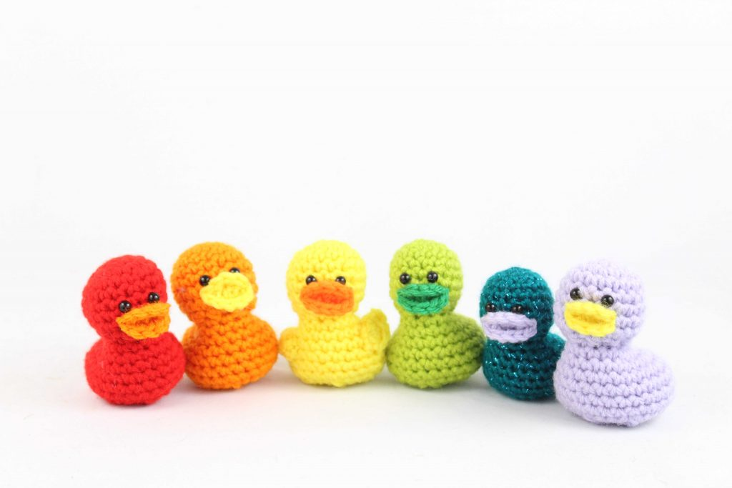 Crochet Duck Patterns You Will Love | Crochet animal patterns ... | 683x1024