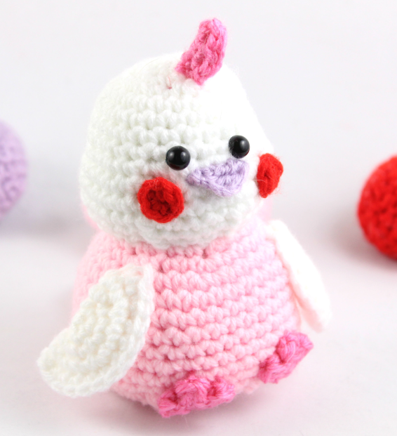 27 Free Crochet Bird Patterns You'll Love ⋆ DIY Crafts | 621x566