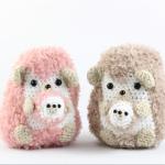 free amigurumi pattern crochet hedgehog