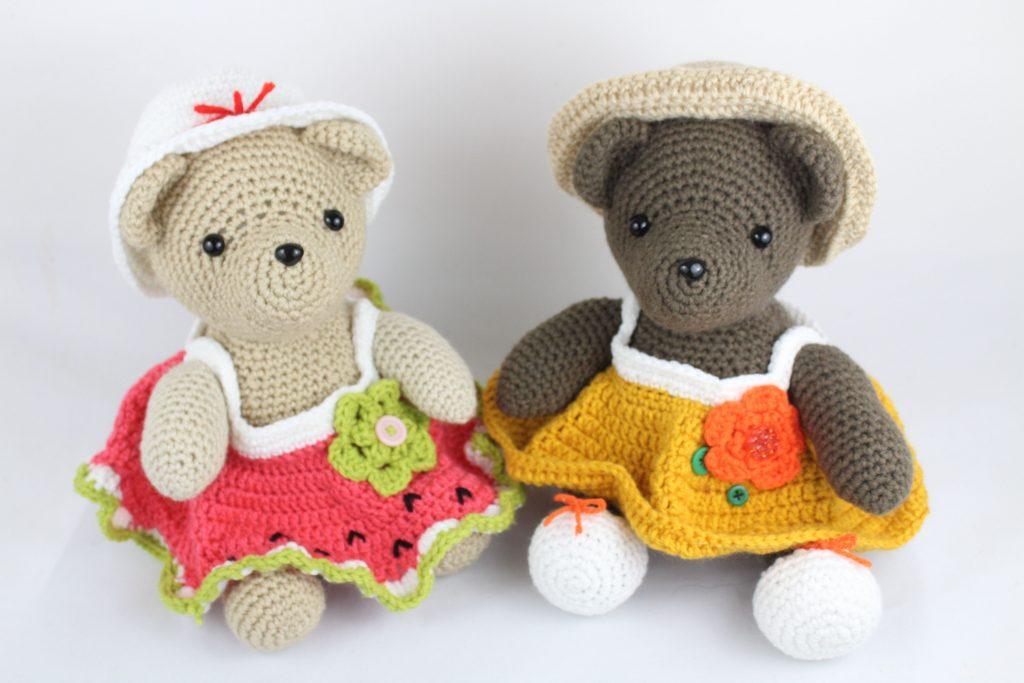 Ravelry: Evie Doll: Dress Up Dolls pattern by Sayjai ... | 683x1024