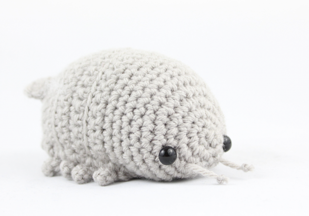 free amigurumi patterns isopod