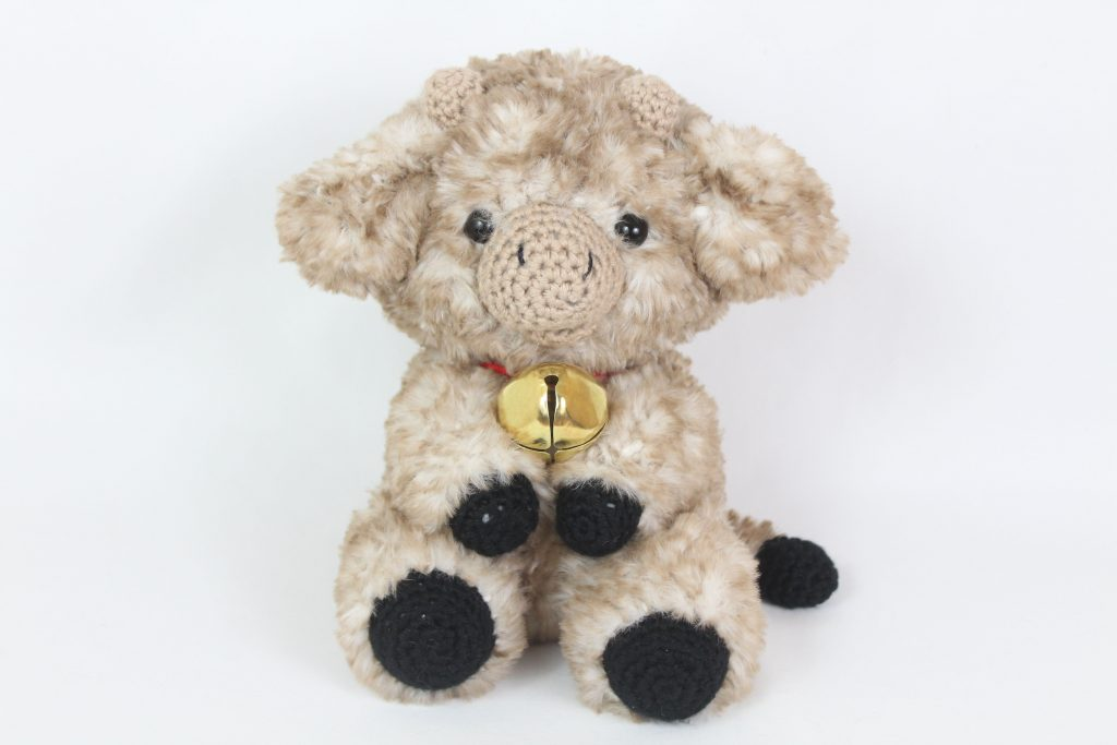 free highland cow amigurumi pattern