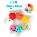 free amigurumi patterns ice cream