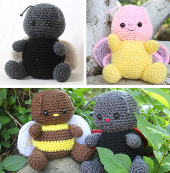 MIRACULOUS – Amigurumi Patterns | 603x592