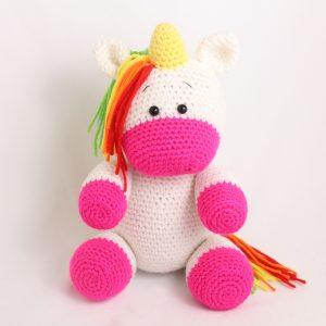 free amigurumi patterns unicorn cute