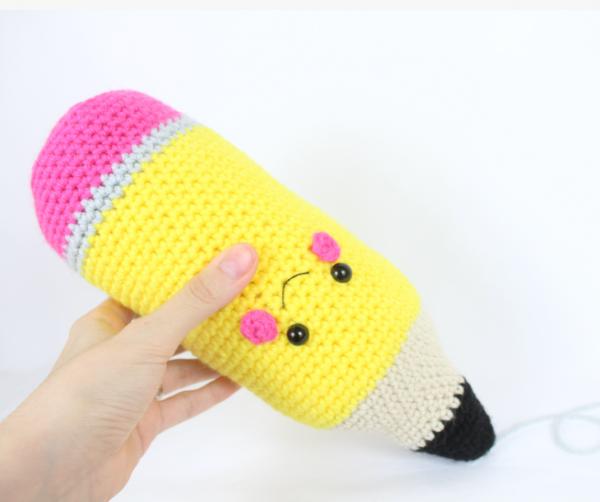 Free Amigurumi Crochet Patterns Pencil School