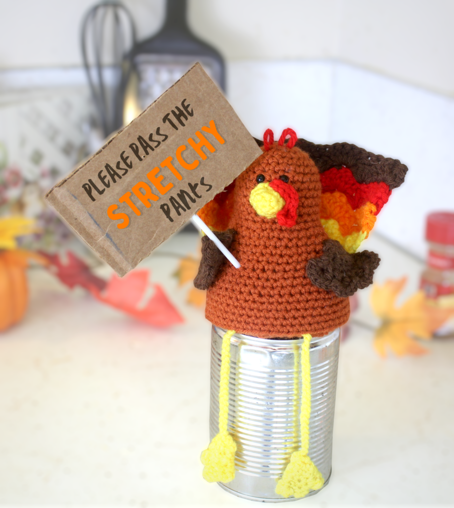Free turkey amigurumi crochet pattern thanksgiving