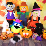 A FREE Halloween Amigurumi Set + My big secret is REVEALED!