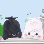Trash Bag Amigurumi – Free Crochet Pattern