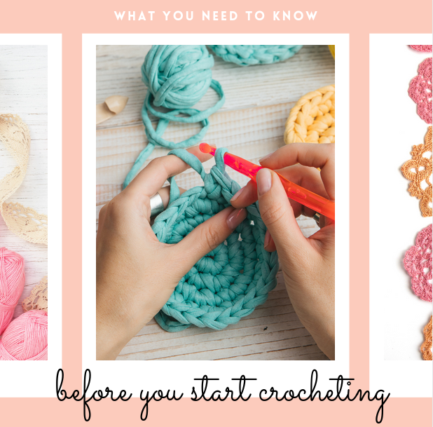 What you need to know before you start crocheting