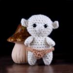 Tiny Troll Amigurumi – Free Crochet Pattern