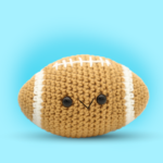 Football Amigurumi – Free Crochet Pattern